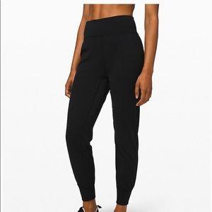 Lululemon align jogger, size 8 in black